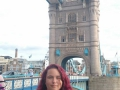 Tower Bridge and Marianna