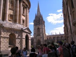 Oxford-varosnezes
